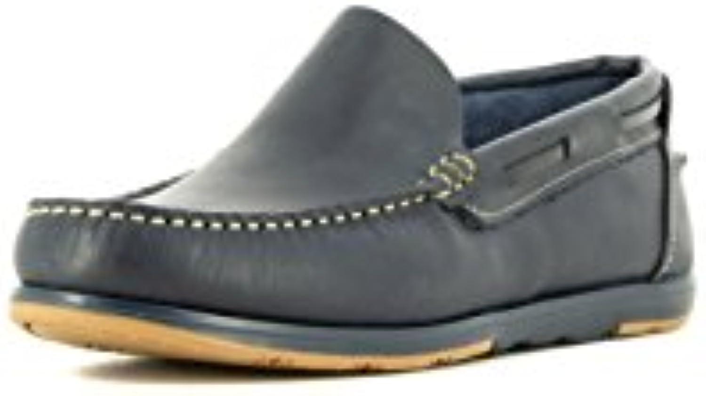 Seaside Zapato Mocassin Náutico Color Azul para Hombre - 40 EU