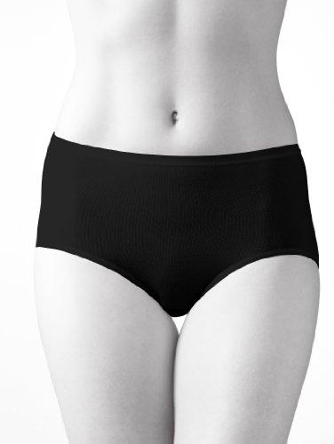 Calida Damen Slip Comfort Black
