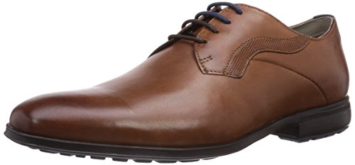 Clarks Gleeson Walk, Chaussures de ville homme Marron (Tan Leather)