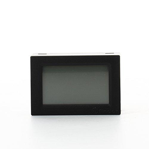 Finder Serie 1/C/ /Cronotermostato parete 1/C.61/Antracite metallizzato