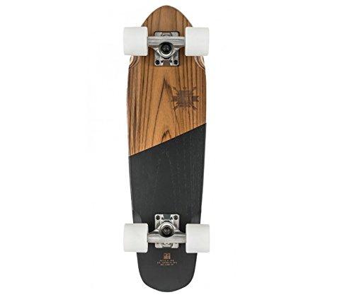Globe Cruiserboard Blazer 26 Skateboard, Teak/Monstera
