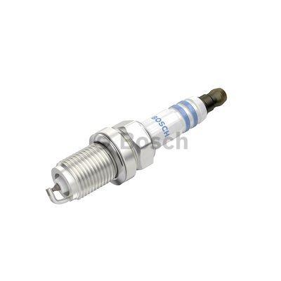 Bosch candela accensione doppio platino FR 6kii 332S, 1pezz