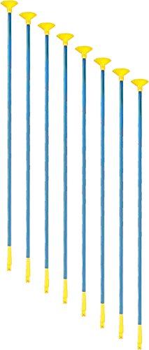 Pack-de-8-Flechas-sueltas-para-Juego-de-Tiro-con-Arco-para-Nios-Juegos-de-Exterior-Jardn-Diversin