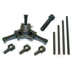 Lisle Harmonische Dämpfer Riemenscheibe Abzieher Werkzeug Equipment Hand Werkzeug