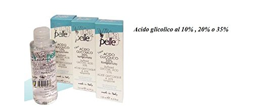Acide glycolique 20 % tamponné