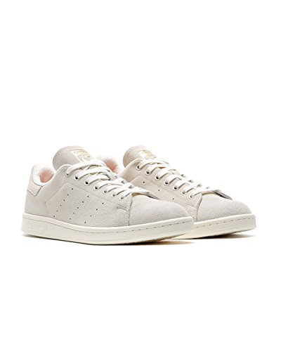 adidas Unisex-Erwachsene Stan Smith Basketballschuhe chalk white
