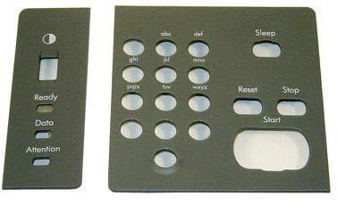 Ersatzteil: HP Inc. Control Panel Overlay Hr, CB414-60151 -