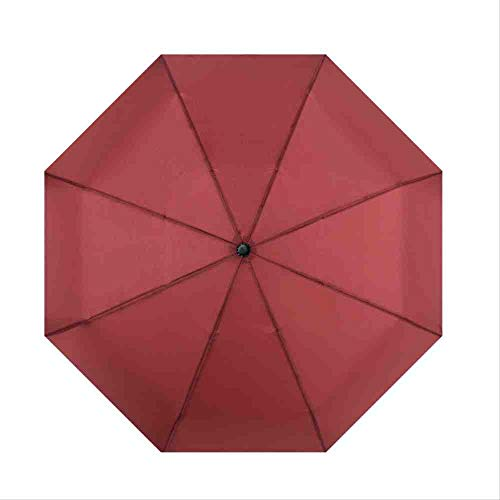 QNBD Hombres Negocios Automático Paraguas Lluvia