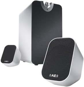 Acoustic Energy AEGO M 2.1 active speaker system White