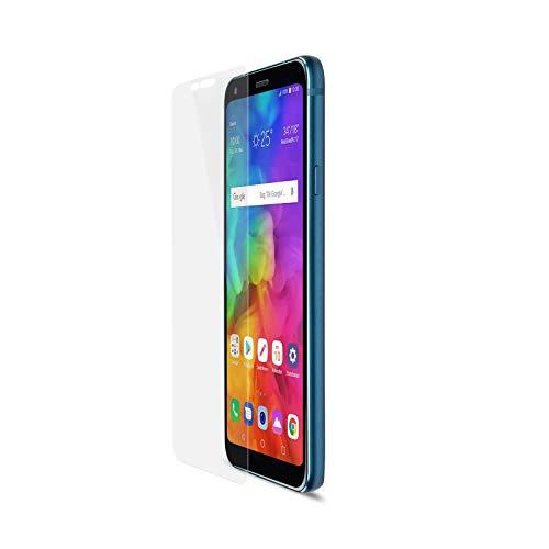 Artwizz SecondBildschirm Bildschirmschutz für LG Q7 Plus aus Sicherheitsglas mit höchstem Glasschutz-Härtegrad 9H & Anti-Splitterschutz