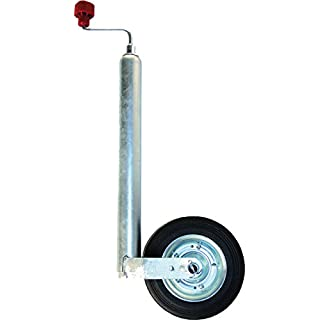 Alko Jockey Wheel Manual Fold Jockey Wheel Bearing Load 500kg