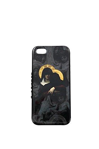 Porta iPhone Givenchy Unisex Poliuretano Nero e Multicolore BC06400901960 Nero 6x12.5