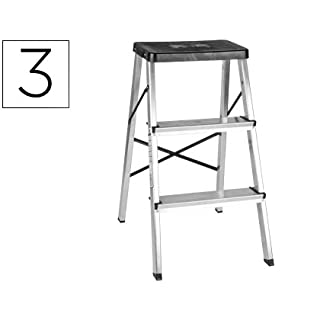 3 Step DIY Aluminium Ladder