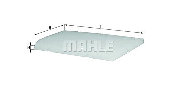 Mahle Original Lap 23 Filter Innenraumluft Lap23 Auto