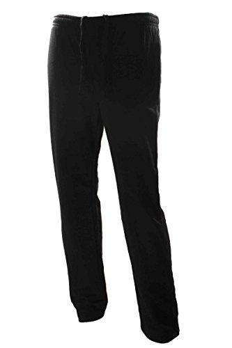 Crane® TechTex® Herren Jogginghose Sport Kleidung schwarz XL (56)