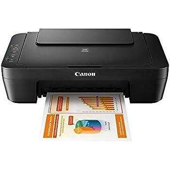 (Renewed) Canon MG2570S Multi-Function Inkjet Colour Printer (Black)
