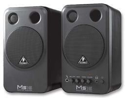 Inventive-Action BEHRINGER - MS16 - 2-WAY ACTIVE MONITORS, MS16 (PAIR) - Pack of 1 --