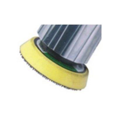 Preisvergleich Produktbild Craft-Equip 75mm Ersatz-Schleifteller mit Klett für Druckluft Mini Exzenterschleifer
