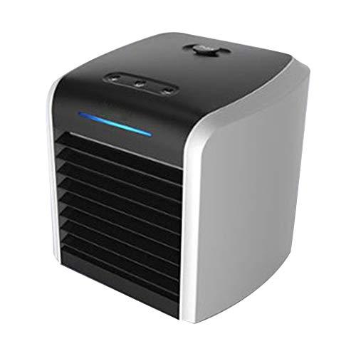 YusellYu_Mädchen Strampler Jumpsuit Yusell  USB Mini-Luftkühler Haushalts-Desktop-Computer Kleiner Lüfter Mute Refrigeration (Kleinen Computer-lüfter)