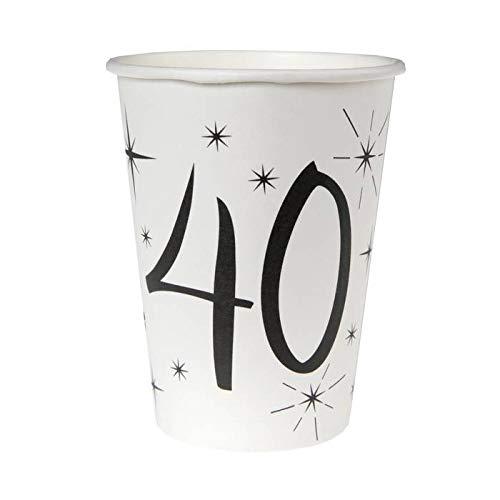 Chal - 20 Gobelets anniversaire 40 ans