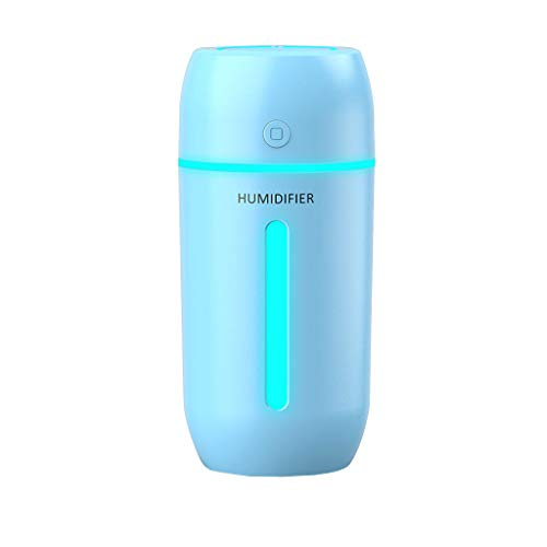 Haludock 320ML Silent humidification Air Humidifier Ultra Aroma Car Diffuser Household USB Fog Make for 20-30 m² 8 Hour - Zen-wasser-filter