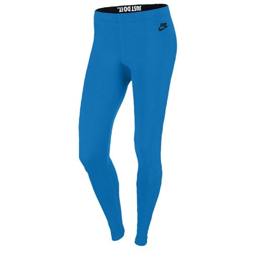 Nike Sportswear Damen Tights blau XS
