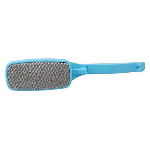 Kunststoff Kleidung Pflege Staub entfernen Bürste Hand Statische Bürste HOUSE Pet Haarentfernung Gerät Fusseln Kleben (Wiederaufladbare Lint Remover)