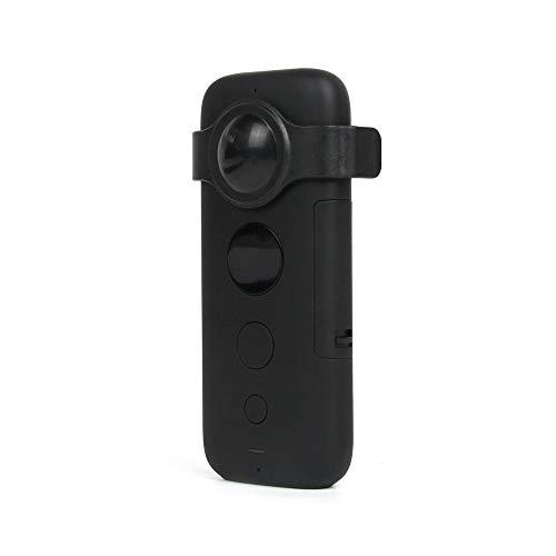 Für Insta360 One X Action Kamera Objektivkappe, Colorful Silikon Schutzhülle für Insta360 One X Action Camera Objektiv,Kamera Objektiv Abdeckung