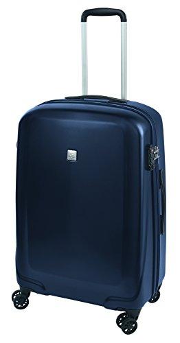 Savebag Magaska Valise, 69 cm, 62 L, Bleu