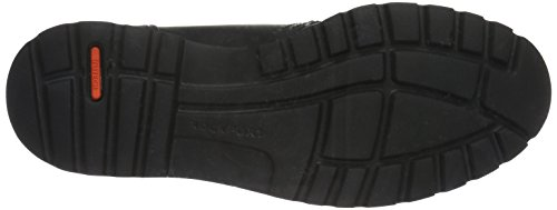 Rockport Herren Sharp & Ready Charson Chukka Boots Schwarz (Black)