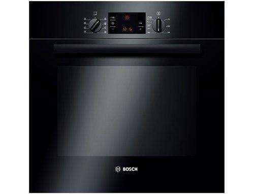 Bosch - HBA63B262F - Four Encastrable - 60 L - Pyrolyse - Multifonction - Classe: A - Noir