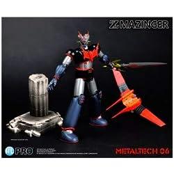 High Dream - Figurine Mazinger Z - Mazinger Z Blue variant Version 17cm - 3700936107039