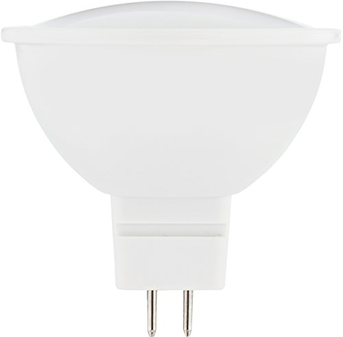 MÜLLER-LICHT 400060 A+, LED Reflektorlampe, Plastik, 3 watts, GU5.3, weiß, 5 x 5 x 5 cm