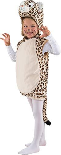 Fancy me costume da leopardo per ragazzi e ragazze, costume per carnevale