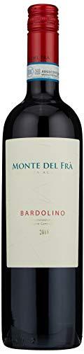 Monte Del Fra Bardolino Italian Red Wine 2018, 75 cl