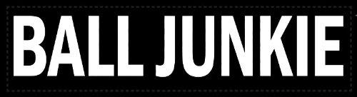 DOXLOCK Aufschriften für Doxlock Hundegeschirr gross (L-XXL) Ball Junkie