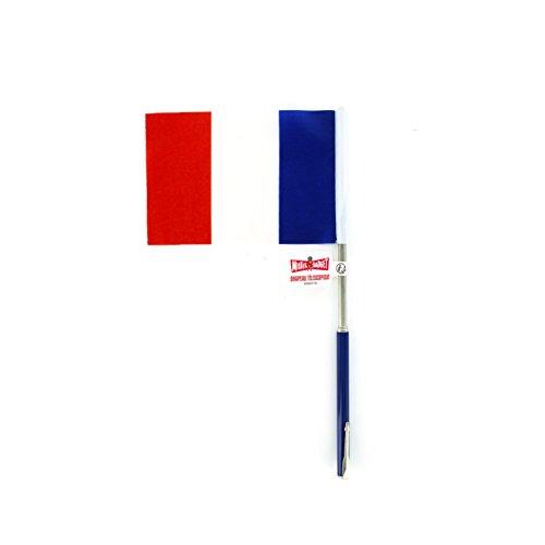 MISTER GADGET MG3013 Drapeau Mixte Adulte, Bleu/Blanc/Rouge MISTER GADGET
