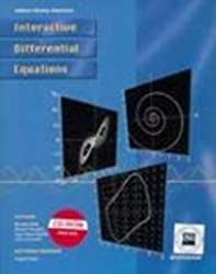 Interactive Differential Equations