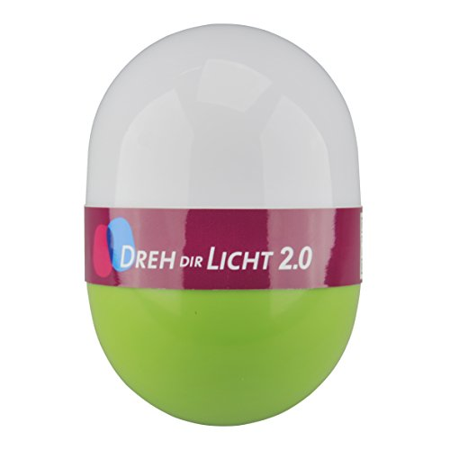 Sonstige Dreh dir Licht 2.0, Grün, 53410
