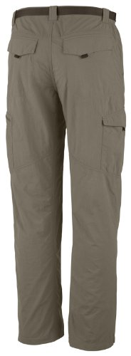Columbia Silver Ridge Pant_1441681 Pantalon Cargo Homme Beige - Beige - Tusk