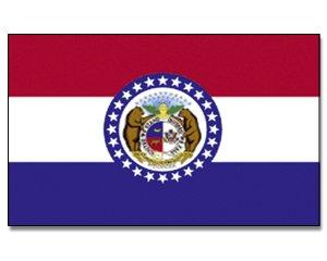 Missouri drapeau 90 x 150 cm