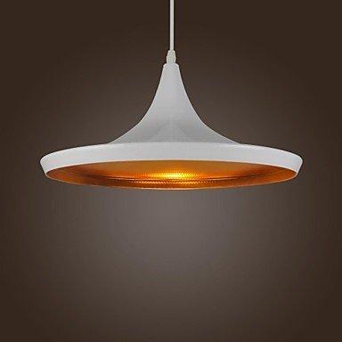 DXZMBDM lampada a sospensione design retrò Tom Dixon di tipo vintage bianco un (A) , 220-240V
