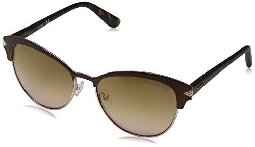 Guess Damen Sunglasses Gu7515-S 49G 55 Sonnenbrille, Burgundy,