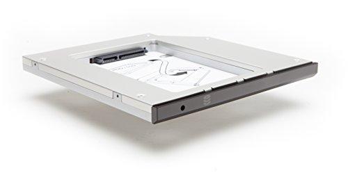 Notebook-pata-festplatte (OptiBayHD Notebook Einbaukit für zweite Festplatte oder SSD in SONY VAIO Z Serie VPC-Z11, -Z12 und -Z13 anstelle des IDE / PATA optischen CD, DVD, BD Laufwerks.)