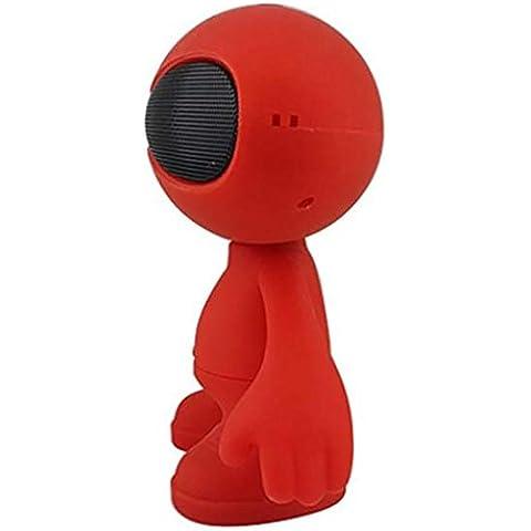 XL-3-Oliva Bluetooth USB TF tarjeta Mini altavoz música luces personalizadas regalos creativos ,