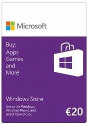 MICROSOFT-MS-ESD-Gift-Card-AGENCY-Online-20-EUR