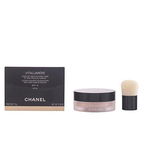 Chanel Vitalumiere Puder libre 10 - Damen, 1er Pack (1 x 1 Stück)