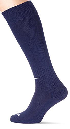 Tennis-schuhe Socke (Nike Unisex Classic Dri-Fit- Smlx Fußballsocken Fußballsocken Knee High Classic Football Dri Fit, Blau (Mitternacht Marine blau), XL (46-50 EU))