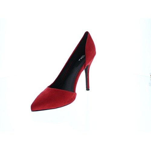 Blink Red Textile Dress Shoe Rot
