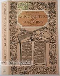 Music Printing and Publishing (Norton/Grove Handbooks in Music) by D. W. Krummel (1990-05-01)